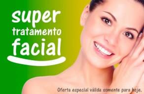 Oferta Especial: Higienização + Tonificação + Limpeza de Pele com Extração + Peeling de Diamante + FPS + Máscara Calmante no Jardins