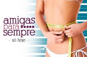 Amigas para Sempre: Elimine gordura localizada com 5 Sessão de I-lipo, por apenas R$ 99. SUPER PRESENTE: leve uma amiga para realizar o mesmo procedimento de graça!