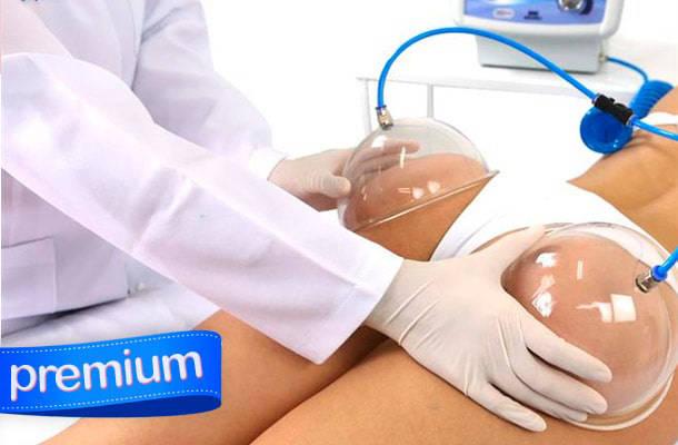 3 Sessões de Pump o famoso tratamento bumbum na nuca + Massagem Modeladora em 3 Vezes Sem Juros