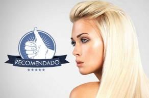 Recomendado: Ombre Hair ou Luzes/Reflexo + Escova em salão Premium em Moema