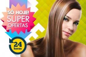 Super 24 Horas: Escova Progressiva importada dos Estados Unidos + Reconstrução One Four You em Moema
