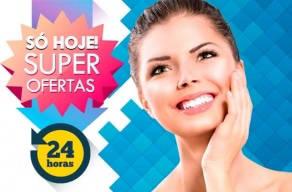 Super 24 Horas: Deixe sua Pele Perfeita com 2 Sessões de Laser Fracionado e Leve mais 1 Sessão de Laser Fracionado para Presentear uma Pessoa, por R$ 149,00