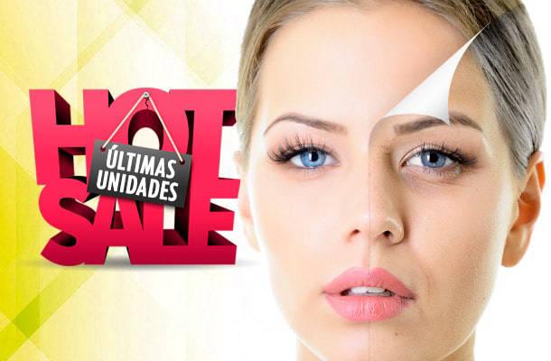 Hot Sale 2016: CO2 Fracionado: Última novidade da estética no que diz respeito a rejuvenescimento da pele em 3 Vezes Sem Juros