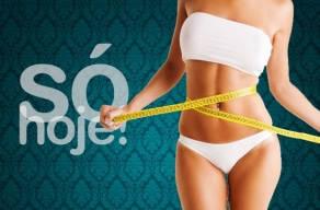 Só Hoje: 3 Sessões de Criolipólise - Reduz em até 30% a gordura localizada por R$289 em 3 Vezes Sem Juros