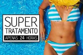 Super Tratamento: 3 Sessões de Criolipólise - A máquina que Congela e Elimina em até 30% a gordura localizada por R$289 em 3 Vezes Sem Juros