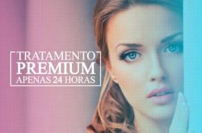 Premium: Aplicação de 20ui de Toxina Botulínica na testa, região dos olhos e glabela para deixar você Anos mais Jovem em 3 Vezes Sem Juros