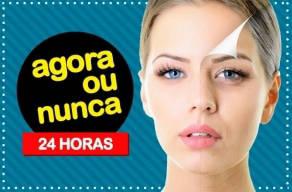 Agora ou Nunca: 1 Sessão de Laser Fracionado CO2 Facial + 1 Fototerapia com Led + 1 Radiofrequência na Av. Paulista
