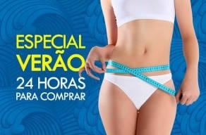 Especial Verão: Elimine até 25% das Gordurinhas com a Máquina que Congela Gordura: 2 Sessões de Criolipólise por R$150,00