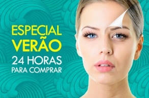 Especial Verão: Remova as Manchas da Rosto em uma Única Sessão! 2 Aplicações de Laser Fracionado Facial por apenas R$100,00 em 3 Vezes Sem Juros