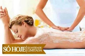 Só Hoje: Banho de Lua + Esfoliação + Hidratação com Massagem
