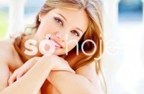 Só Hoje: Higienização Facial + Tonificação + Peeling Diamante (com pré Peeling De Café) + Lifting Facial + Máscara Rejuvenescedora (Efeito Cinderela) Super Promoção De Verão no Ita