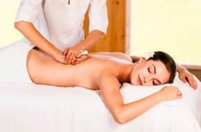 Day Spa: Escolha Entre Massagem Relaxante Ou Drenagem Linfática No Corpo Todo em 3 Vezes Sem Juros