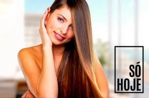 Ombre Hair + Matização + Escova em Santana