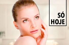 Imperdível: Limpeza de Pele + Peeling de Diamante + Detox Facial + Vapor de Ozônio + Hidratação