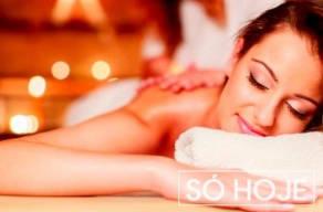 Imperdível: 1 Sessão de Massagem Relaxante em Santana
