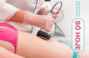 Lipo Sem Corte: 8 Sessões De Lipocavitação + Massagem Modeladora no Tatuapé