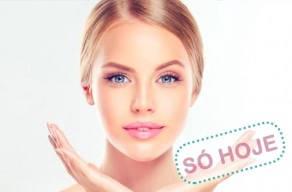 Super Tratamento Facial: Limpeza De Pele + Detox Facial + Spa Para Os Pés no Morumbi