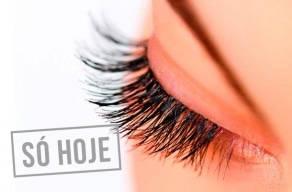 Imperdível: Extensão De Cílios Fio A Fio + Massagem Mio Ativa Facial Com Creme De Perolas + Design De Sobrancelha em 3 Vezes Sem Juros