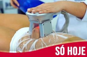 Só Hoje: 2 Sessões de Criolipólise, a Máquina Que Congela E Elimina Até 30% De Gordura Localizada em 3 Vezes Sem Juros