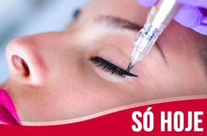 Só Hoje: Micropigmentação De Olhos Superior em 6 Vezes Sem Juros no Tatuapé