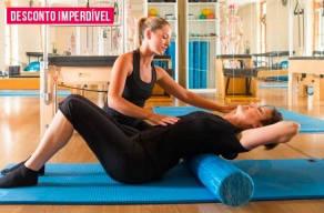 Imperdível: 4 Aulas De Pilates de 1 Hora em 3 Vezes Sem Juros