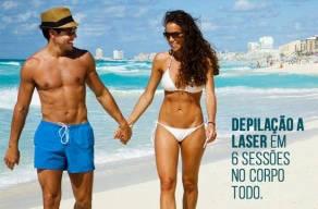 Só Hoje: Depilação A Laser Light Sheer Em 6 Sessões No Corpo Todo Em 6 Vezes Sem Juros