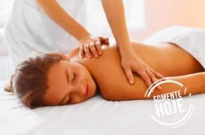 Imperdível: 3 Sessões De Drenagem Linfática Ou 3 Sessões De Massagem Relaxante