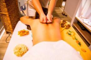 Só Hoje: Day Spa Com Massagem Relaxante+ Reflexologia Podal + Hidratação Facial e Esfoliação Corporal Com Opção De Banho De Ofurô