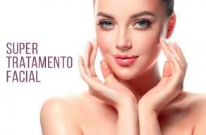 Super Tratamento Facial: 1 Sessão De Microagulhamento Facial + Vitamina C (pura E Estéril) + Fator De Crescimento + Higienização + Ativos Anti-idade De Vitamina C + Ácido Hialurôni