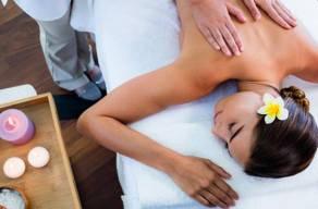 Day Spa: Massagem Relaxante + Esfoliação + Higienização Facial  No Portal Do Morumbi