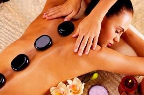 Relaxe Já: Pedras Quentes + Massagem Relaxante + Scalda Pés Com Reflexologia Podal na Aclimação
