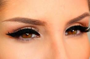 Delineador De Olhos Com Micropigmentação Em Moema