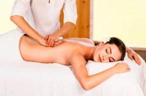 1 Sessão De Massagem Relaxante Em Santana